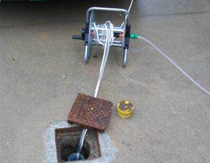 indagine preliminare campionamento acqua
